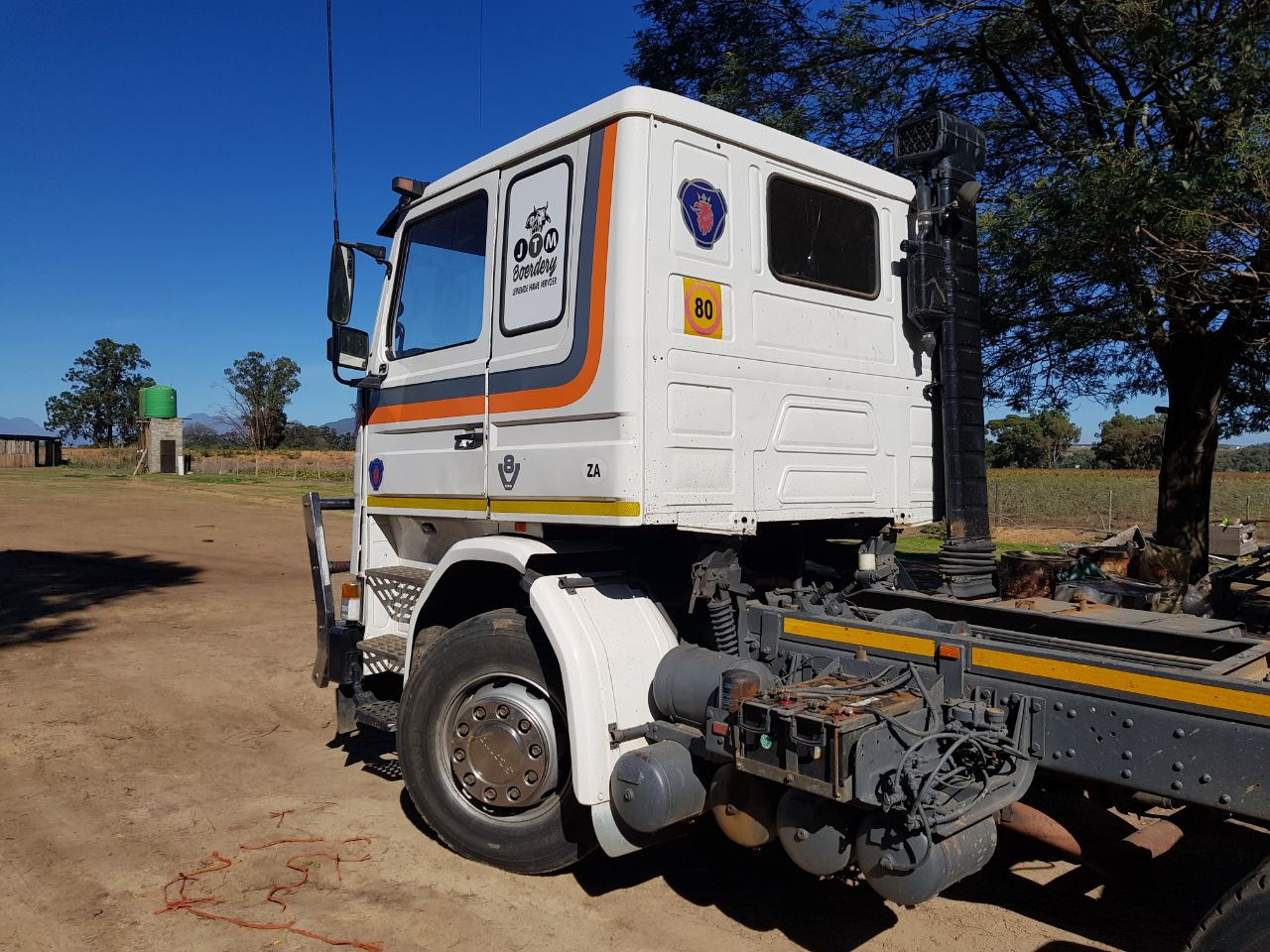 1986 SCANIA for Sale