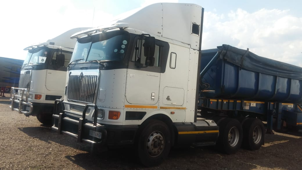 #1566 USED 2006 International 9800i 6×4 Truck Tractor