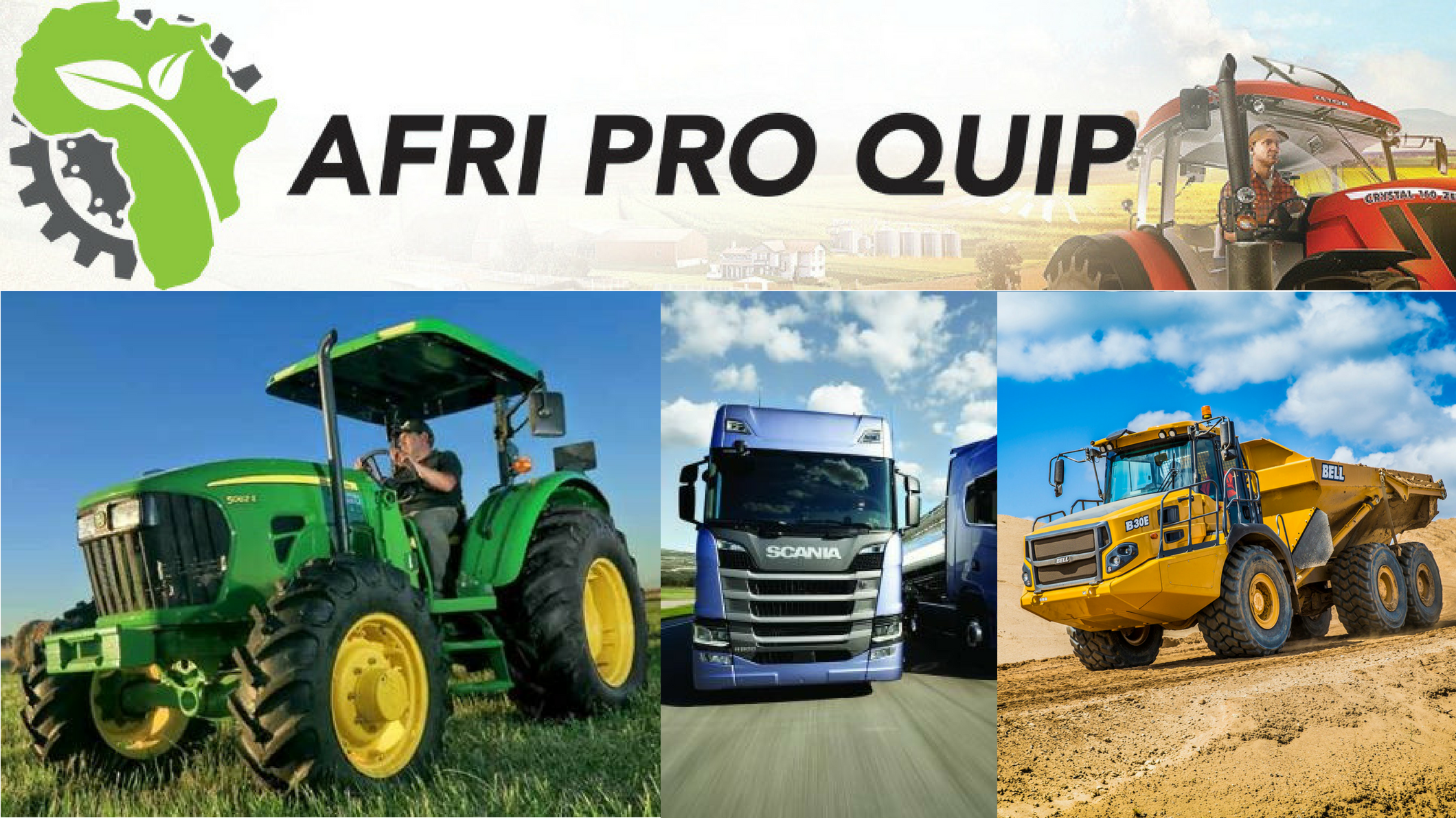 Getting Noticed: Make the Most of Your Adverts on Afri Pro Quip