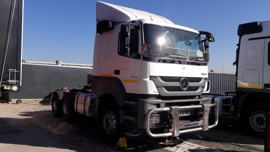 #1598 Used 2016 Mercedes-Benz Axor 3340 6×4 Truck Tractor