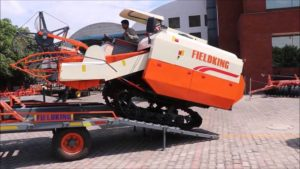 FIELDKING Multi Crop Harvester