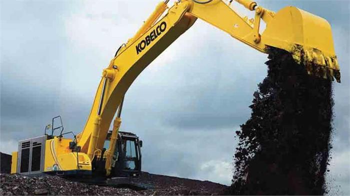 BELL Equipment Articulated Dump Truck Kobelc Excavator Africa Mining