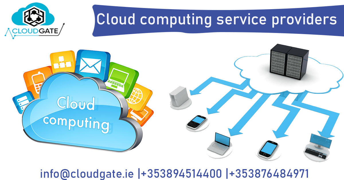 Popular cloud services | Cloud computing service providers Ireland | AWS