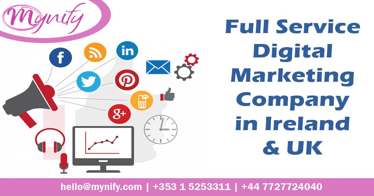 Mynify – Digital Marketing Company
